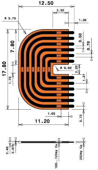 10mm Long Print Jumper en