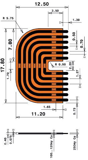 10mm Long Print Jumper