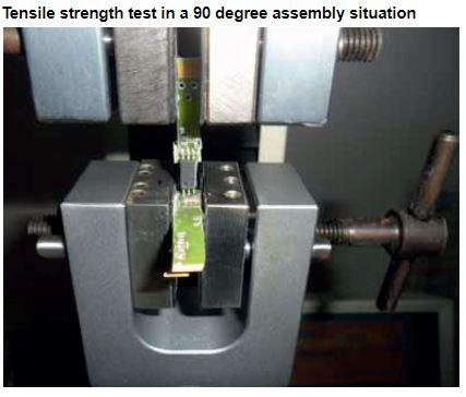 Jumbo Line Jumper tensile strength