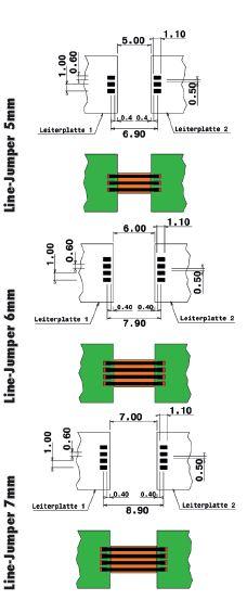 Line Jumper Design Tips
