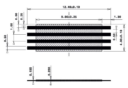 Line Jumper Distance 10mm