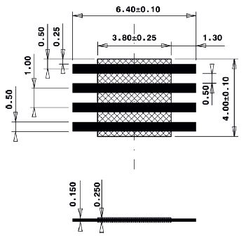 Line Jumper Distance 4mm