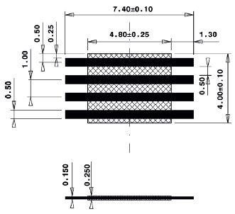 Line Jumper Distance 5mm