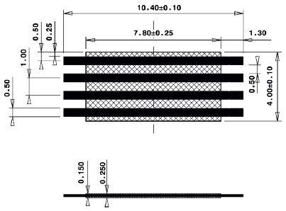 Line Jumper Distance 8mm