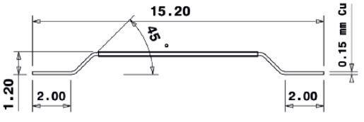 15 mm Bridge Jumper