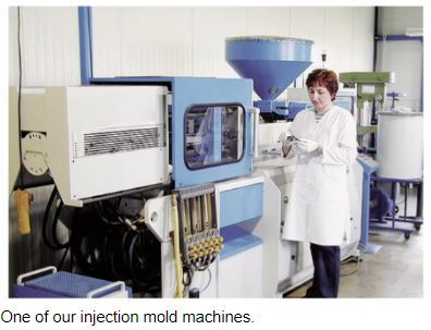 Injection Mold Machines