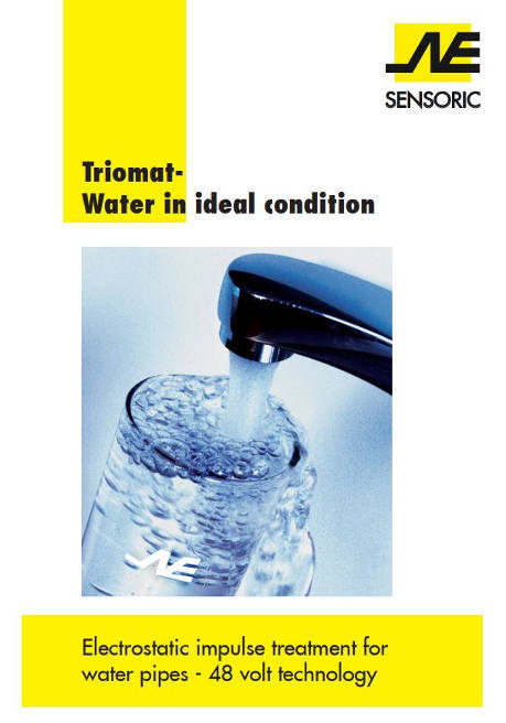 Triomat Electrostatic impulse treatment