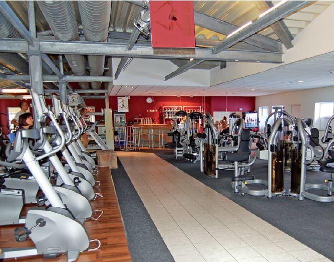 Triomat 500 Beispiel Gym