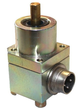 Example of a precise rotary transducer
