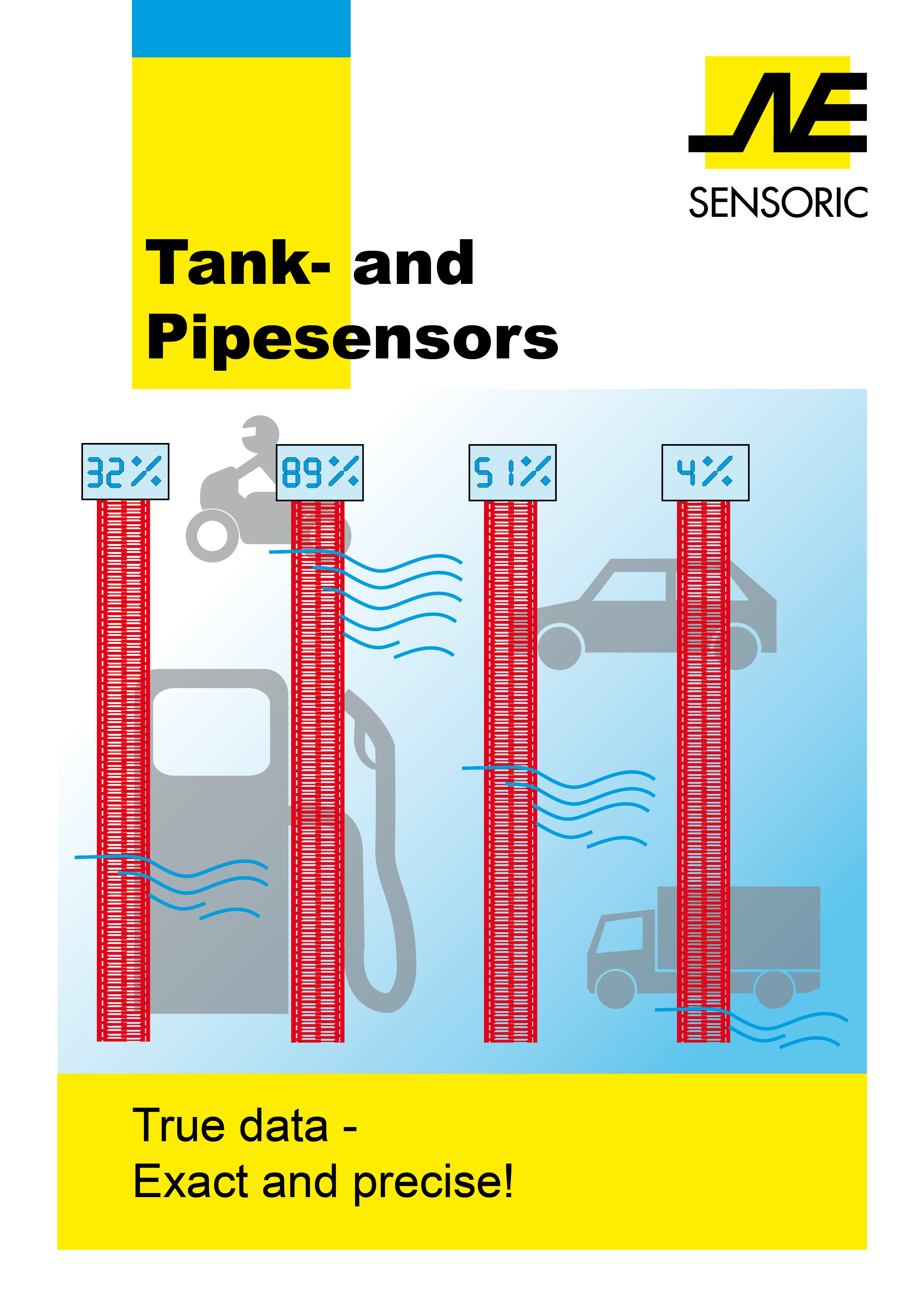 Tank and Pipesensors