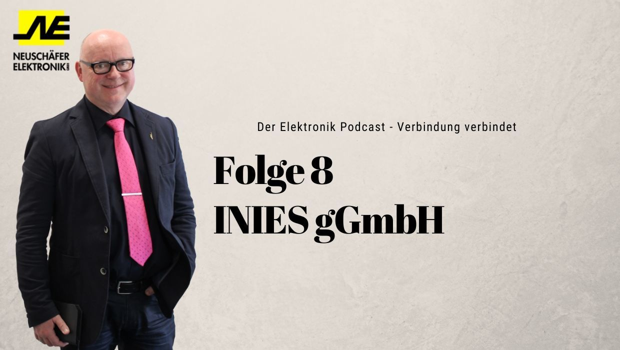 Podcast Folge 8 INIES